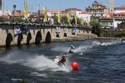 Evento de Jet Ski que decorreu nos dias 20, 21 e 22 de julho em Mirandela.